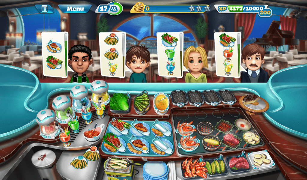 Cooking Fever – House of Crab Strategy Guide