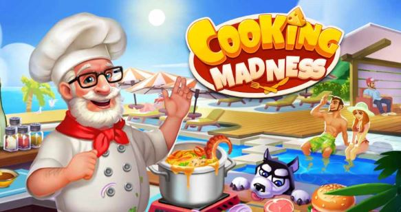 Cooking Madness – Levels 1 – 20 Guide