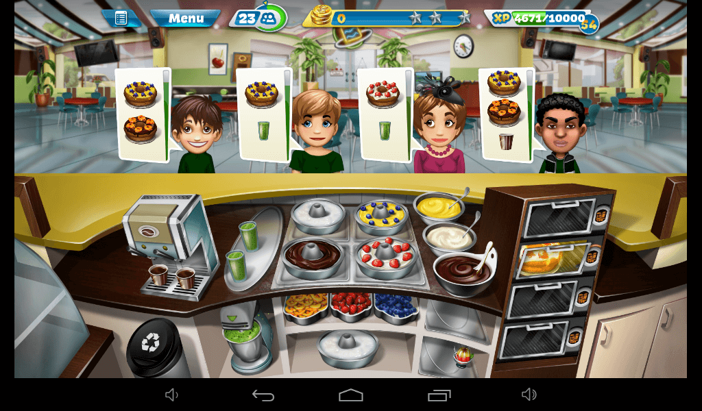 Cooking Fever - Bakery