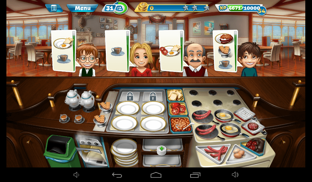 Cooking Fever – Breakfast Cafe Strategy Guide