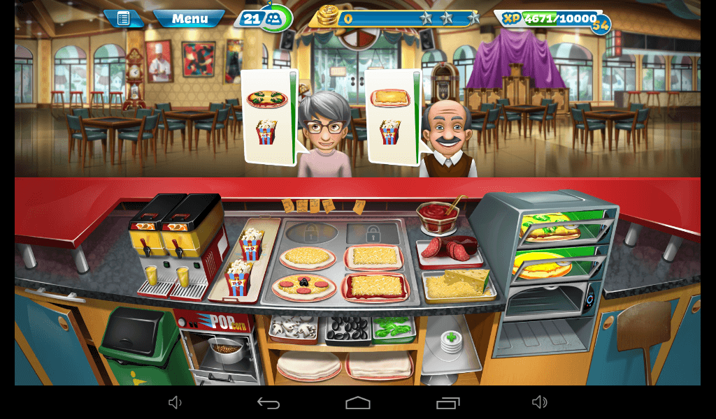 Cooking Fever – Pizzeria Strategy Guide