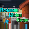 Restaurant Kitchen Escape