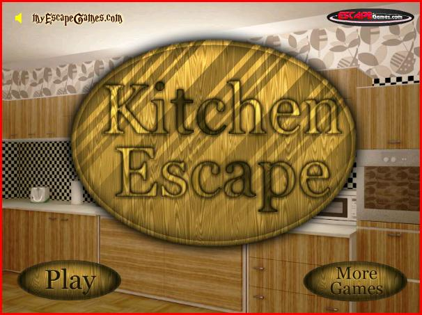 Kitchen Escape