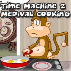 Time Machine – Stone Age Cooking