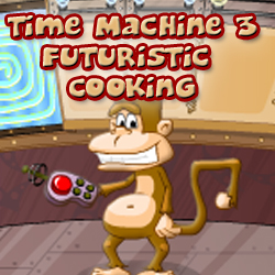 TIME MACHINE 3 – FUTURISTIC COOKING